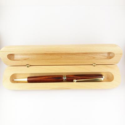 ecrin 1 stylo (bois de bambou)