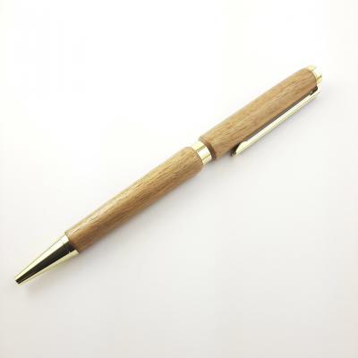 stylo en noyer de bourgogne